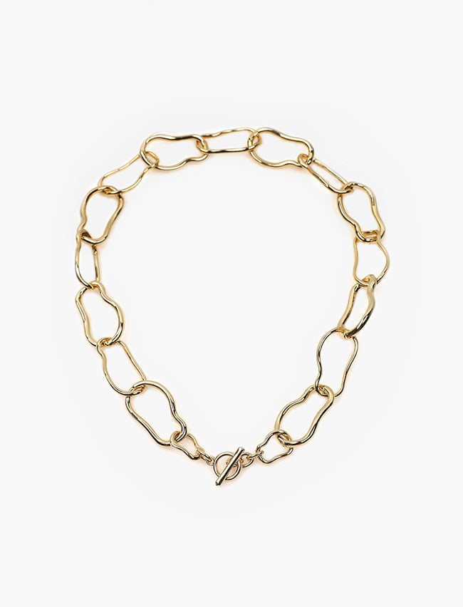FLAT-CHAIN NECKLACE