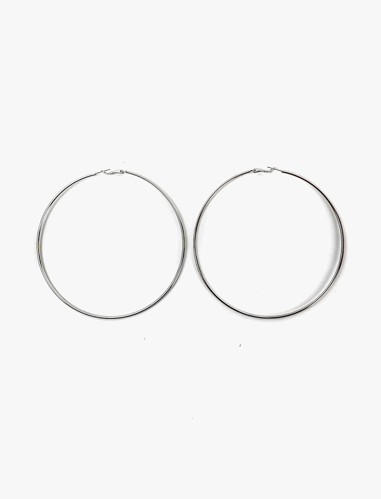 FACE RING EARRING